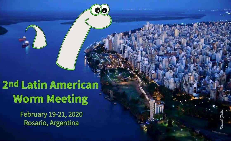 2nd Latin American Worm Meeting; February 19-21, 2020, Rosario