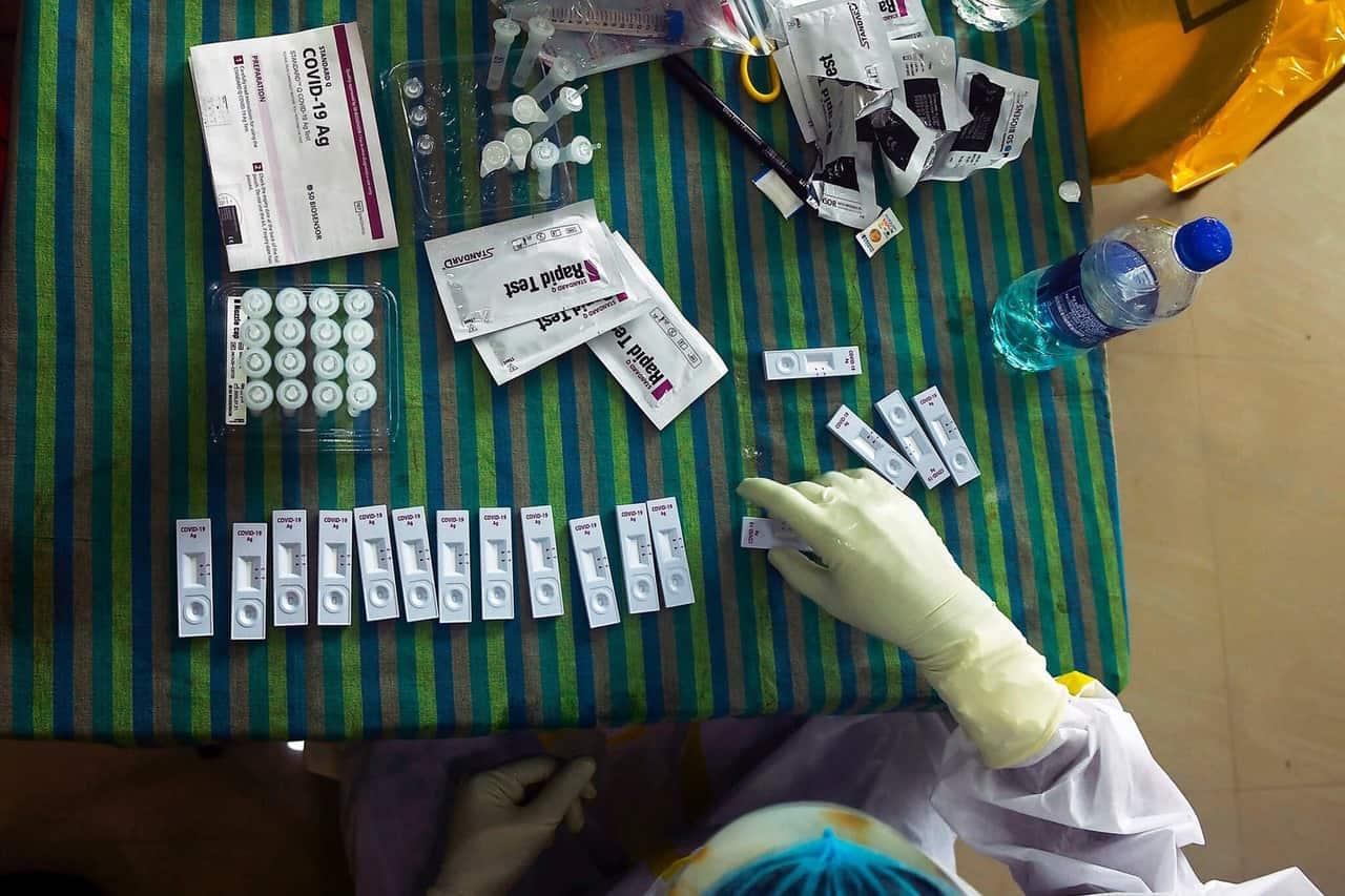 Nueva prueba para antígenos de coronavirus
