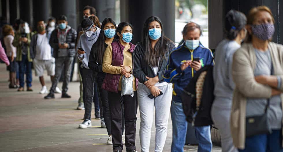 Una dosis de optimismo en medio del avance de la pandemia