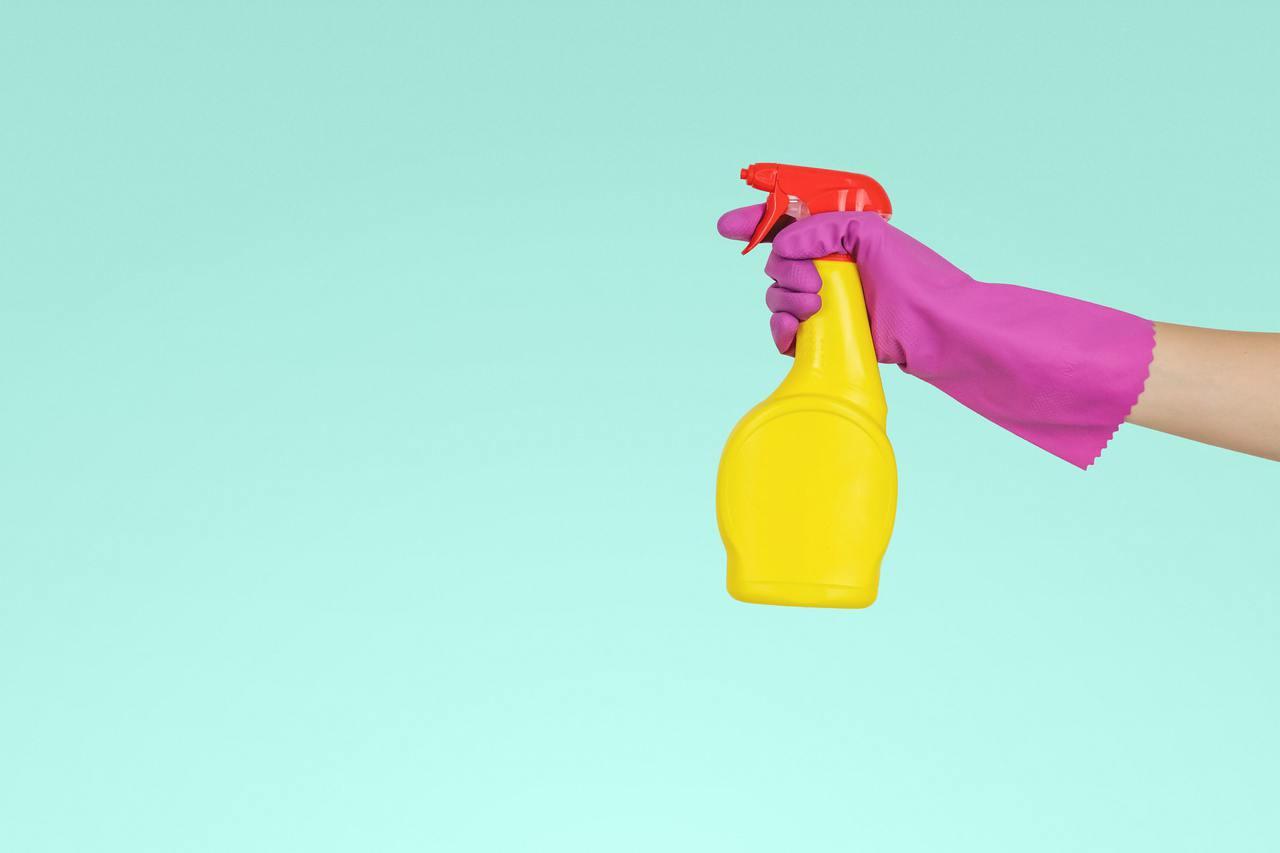 ¿Ya podemos dejar de limpiar todo?