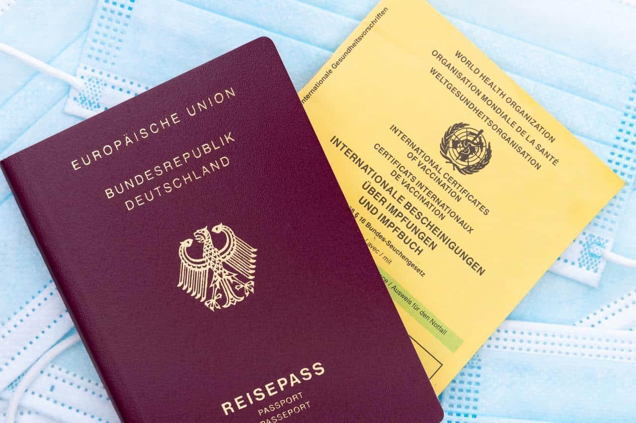 El pasaporte sanitario, la apuesta de la UE para la nueva normalidad