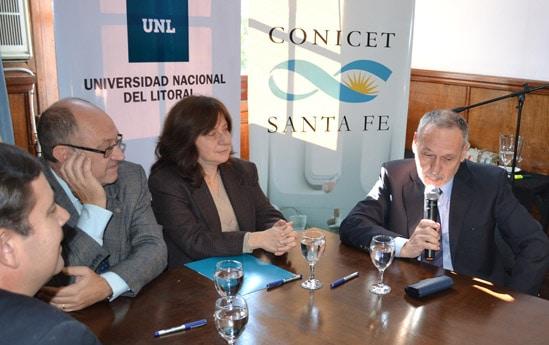Designan Profesor Honorario de la UNL al Dr. Jorge Reinheimer