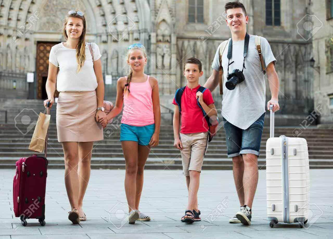 Qué pasa con los chicos en países que exigen certificado de vacunación para el ingreso de turistas