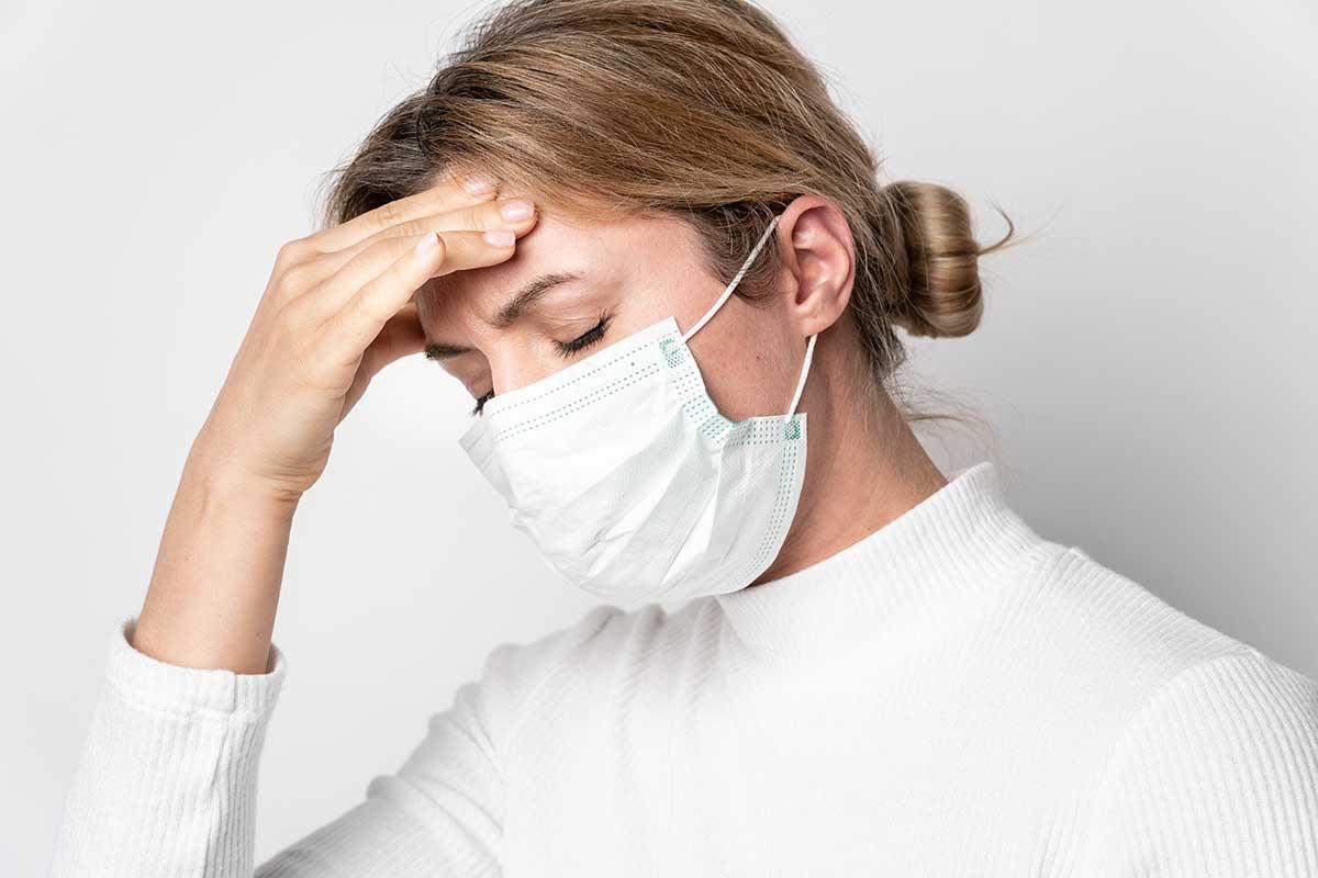 Advierten que algunos contagios posvacunación traen síntomas no tan leves