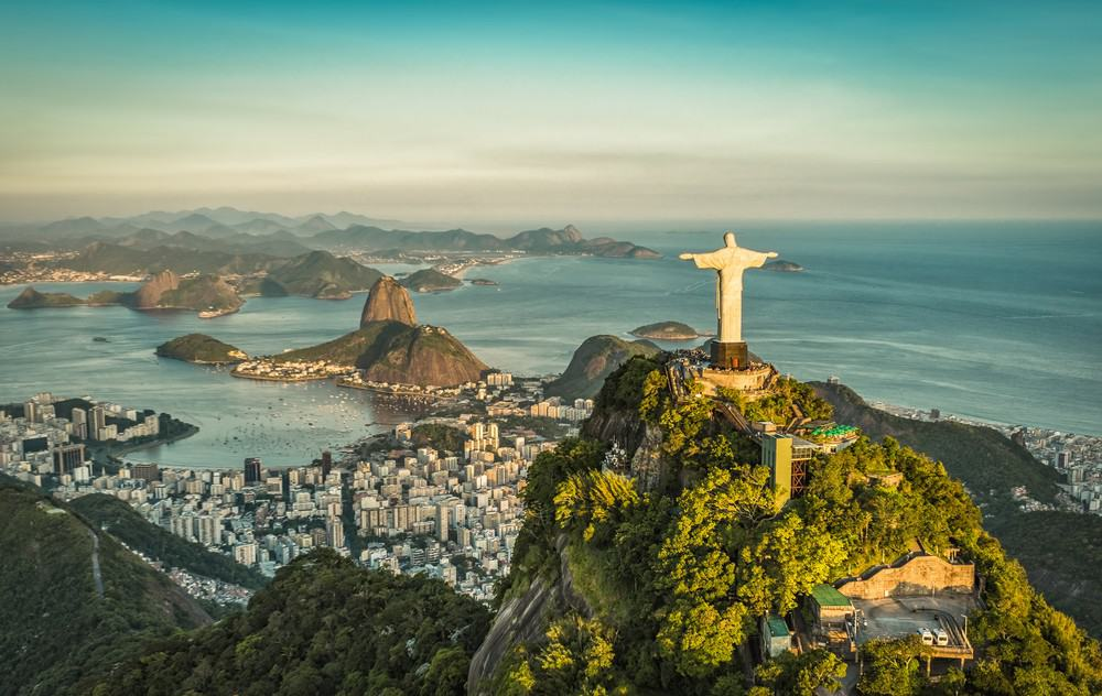 Brasil, con baja en la tasa de contagios